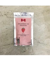 Strawberry Ice Cream Mix for Dogs