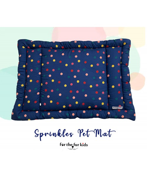 Sprinkles Soft and Durable Pet Mat (Large)